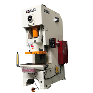 160ton C Frame Press Machine untuk Metal Stamping Parts
